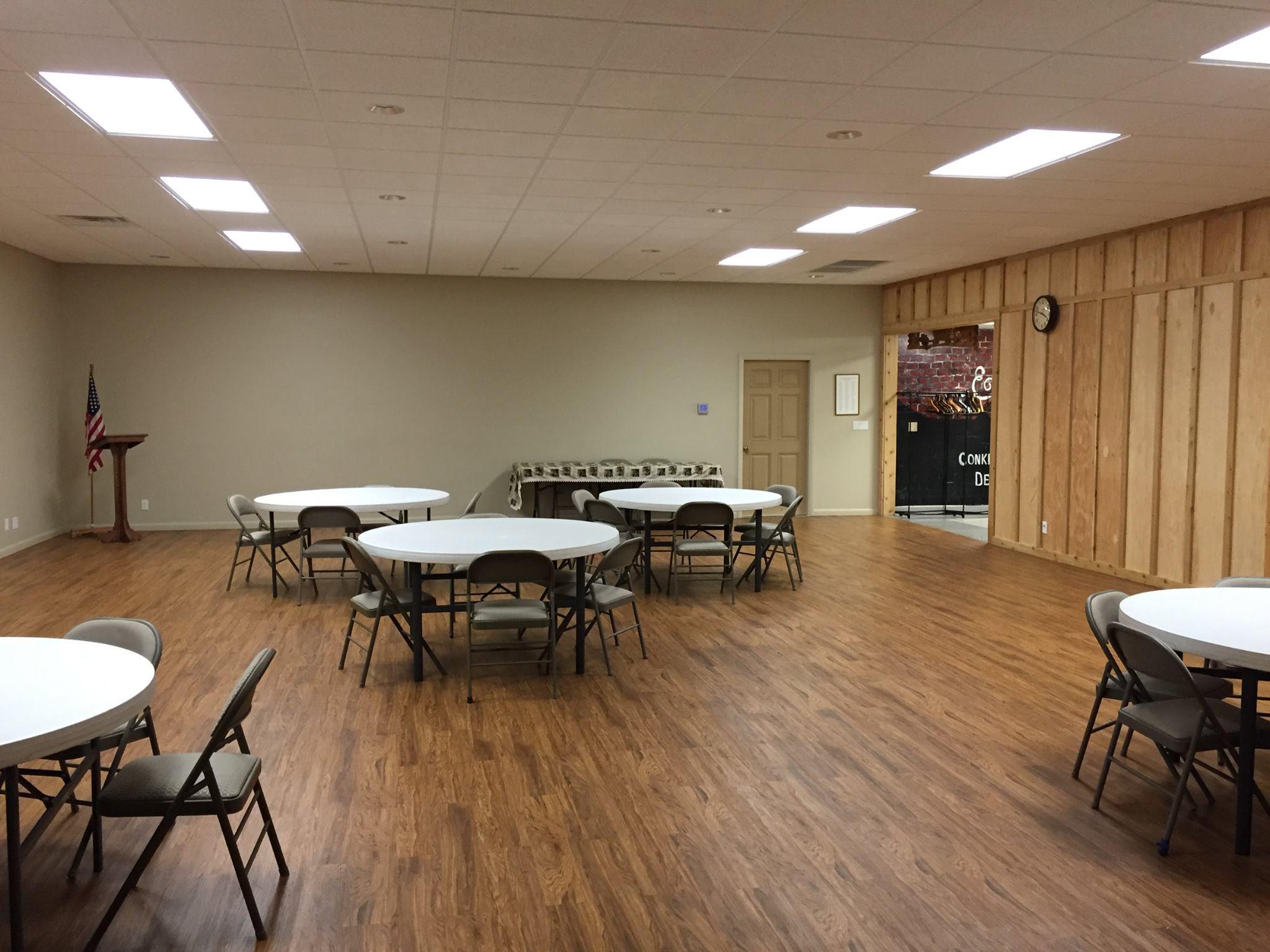 Conference Room Rental - Princeville Heritage Museum